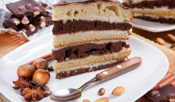 Австрийска торта с какао