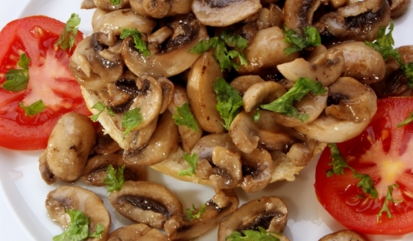 Вкусни мариновани гъби