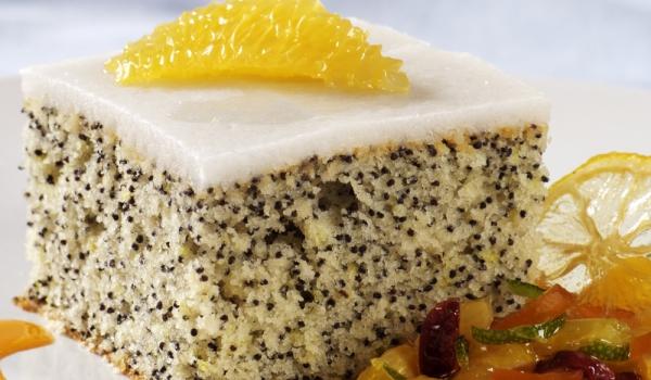 Украинска макова торта