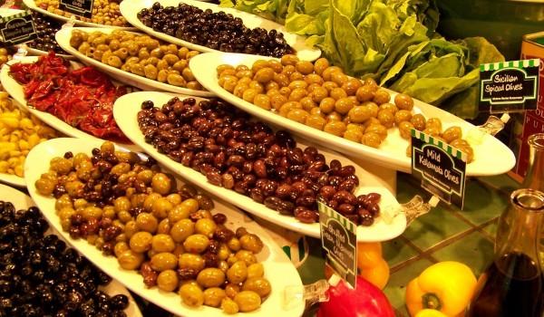 Ароматизирани маслини